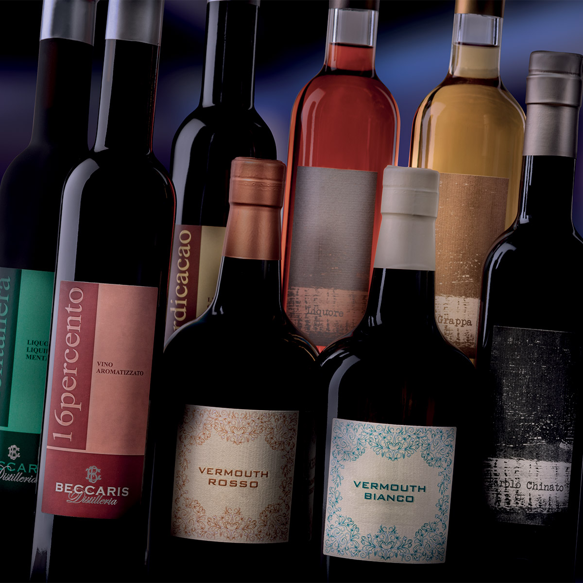 Golosa, Vermouth, Spirito Onirico.