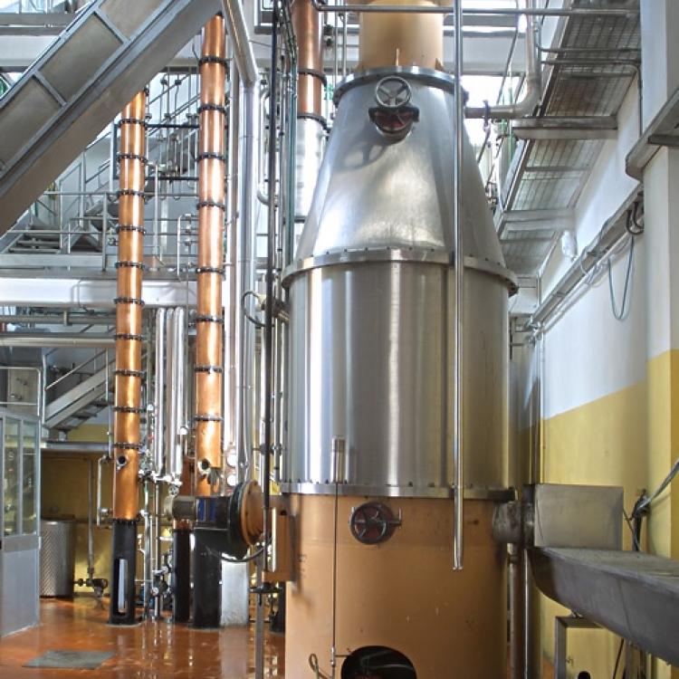 Distilleria.